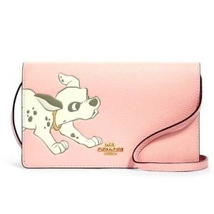Coach x Disney Dalmatians Crossbody